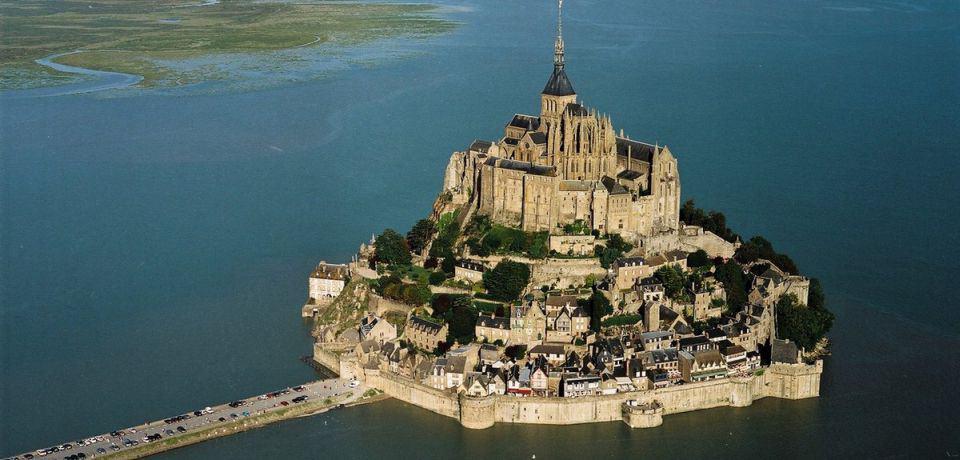 O Vizita La Muntele Saint Michel