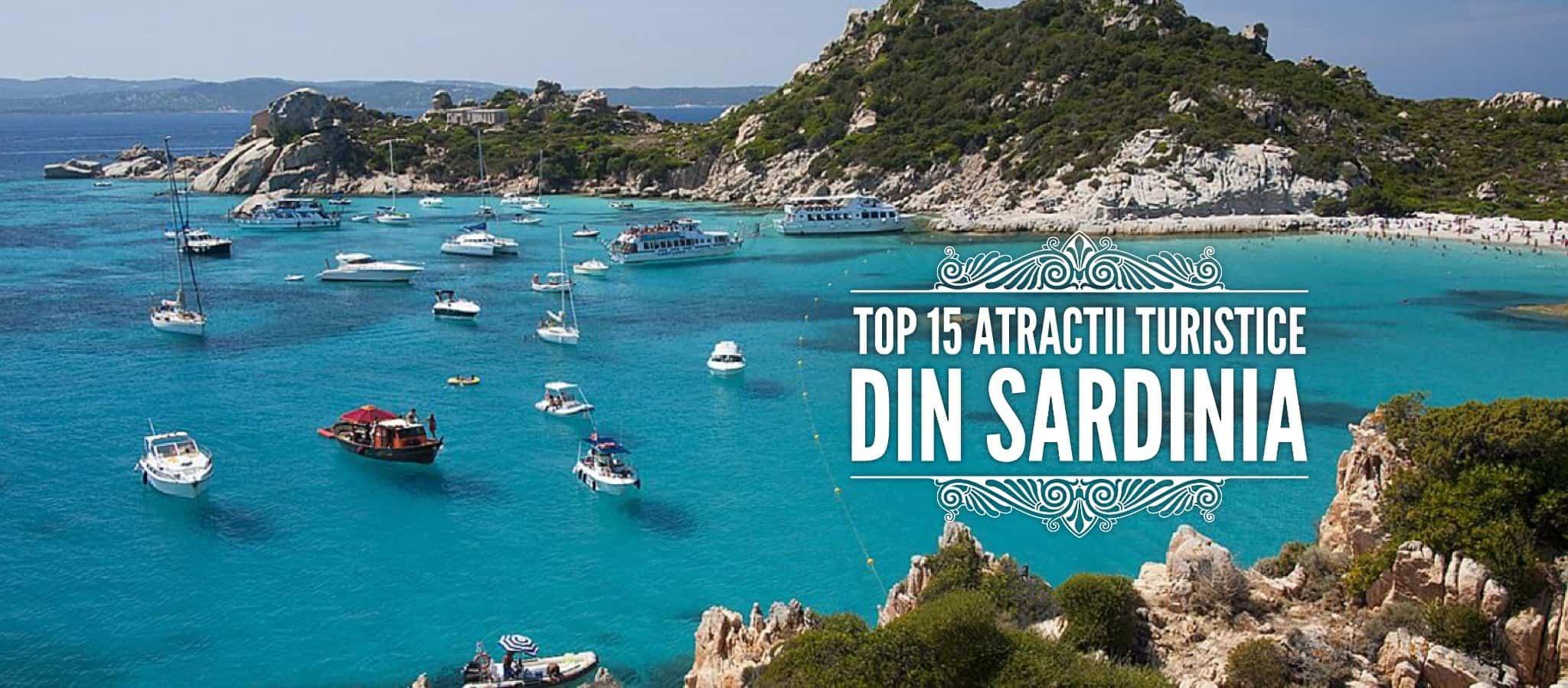 Top 15 Atracții Turistice Din Sardinia