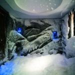 snow-room