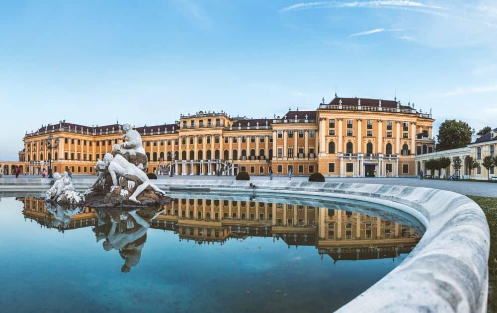 palatul schonbrunn