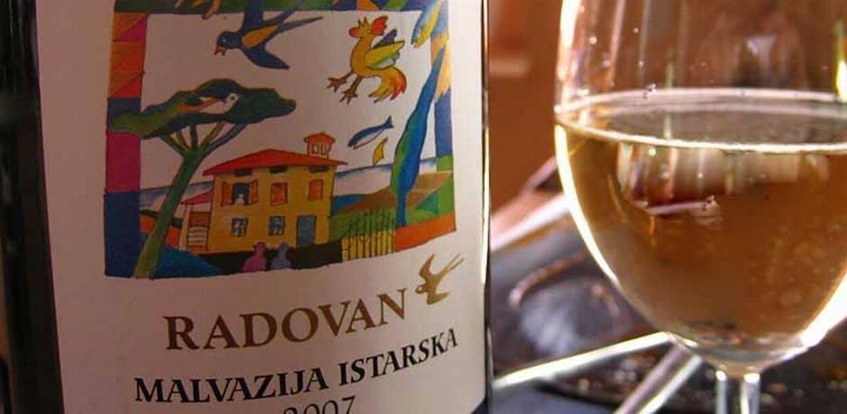 vinurile din istria
