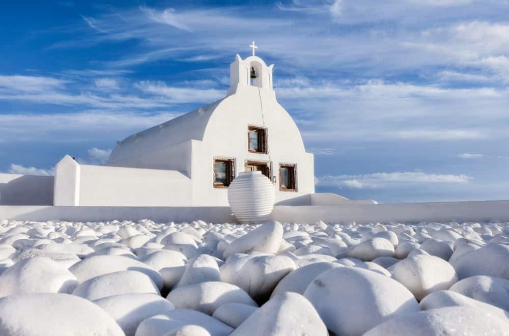 biserica oia