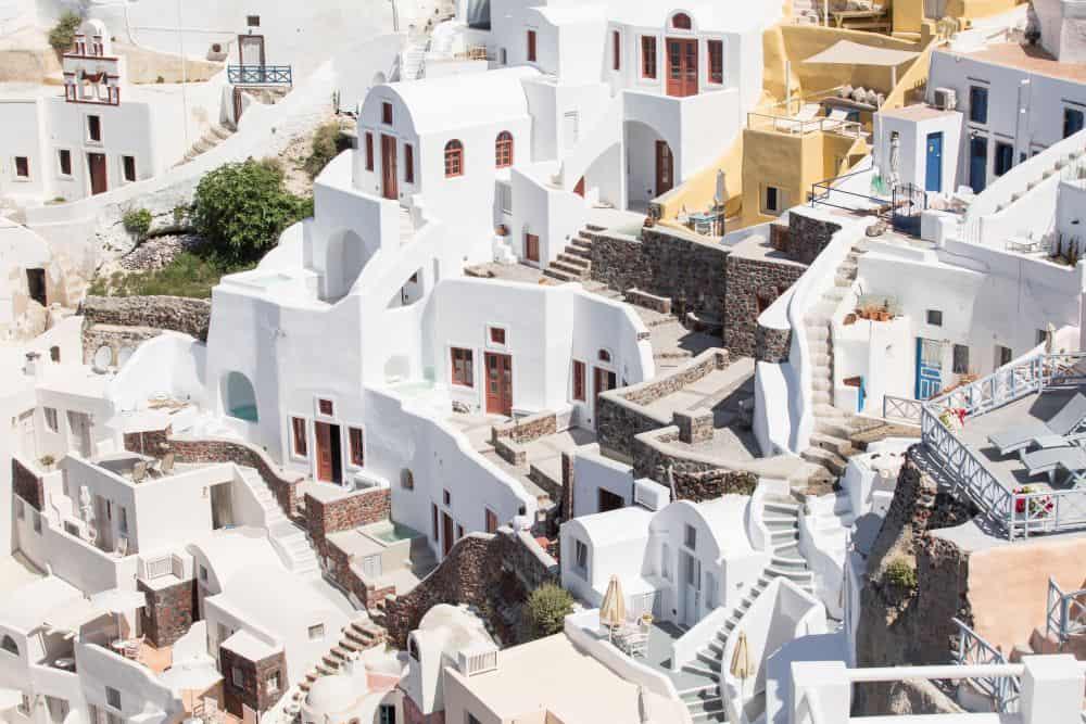 case din santorini