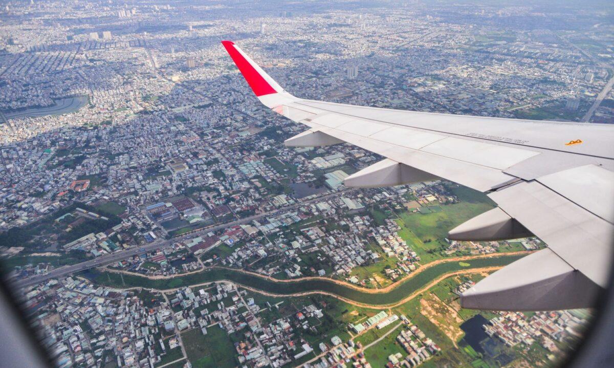 fotografii de la fereastra avionului