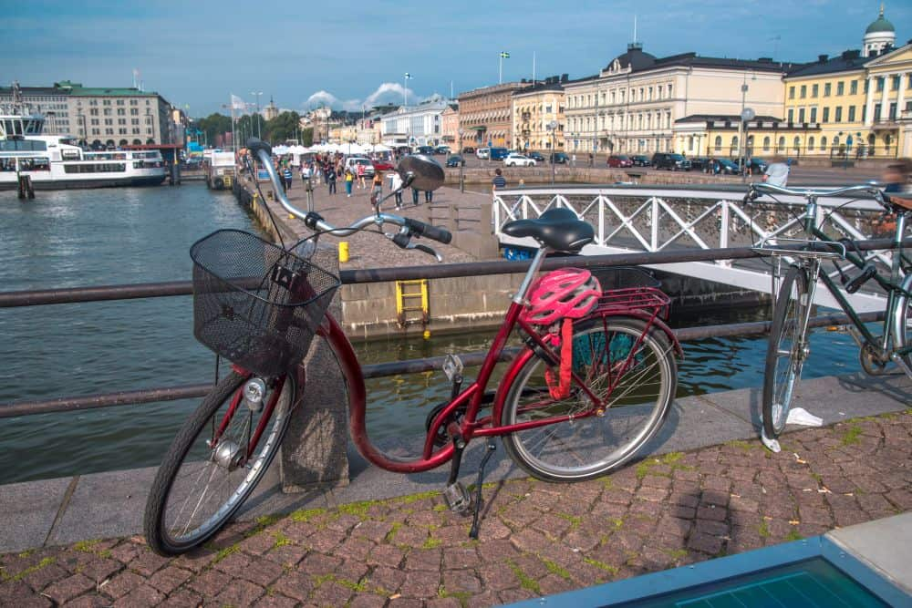 biciclete helsinki