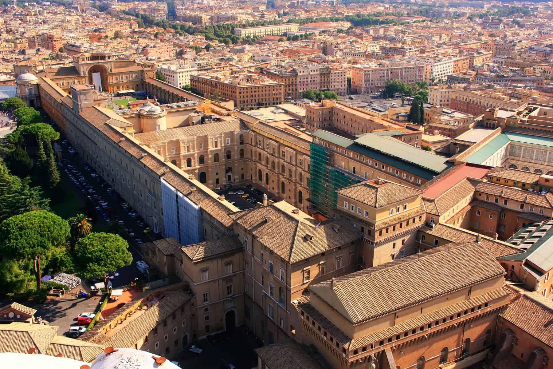 muzeul vatican