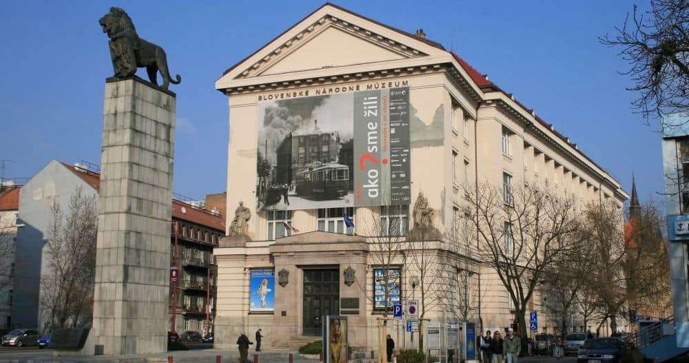galeria nationala bratislava