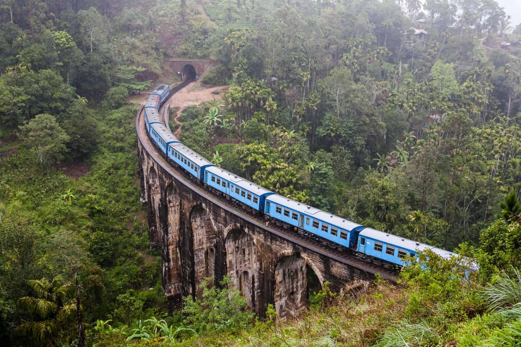 calatorii cu trenul