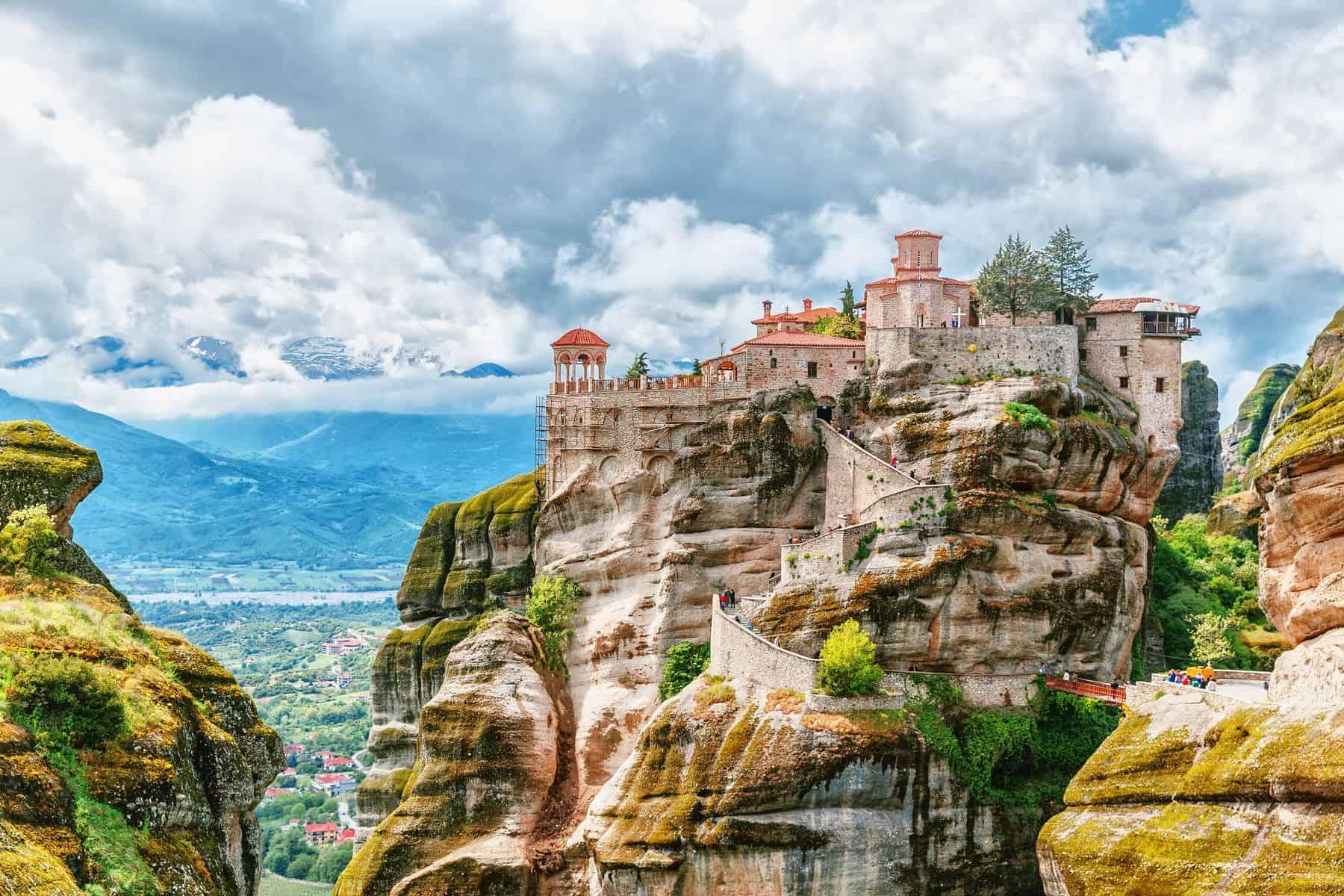 manastirile din meteora