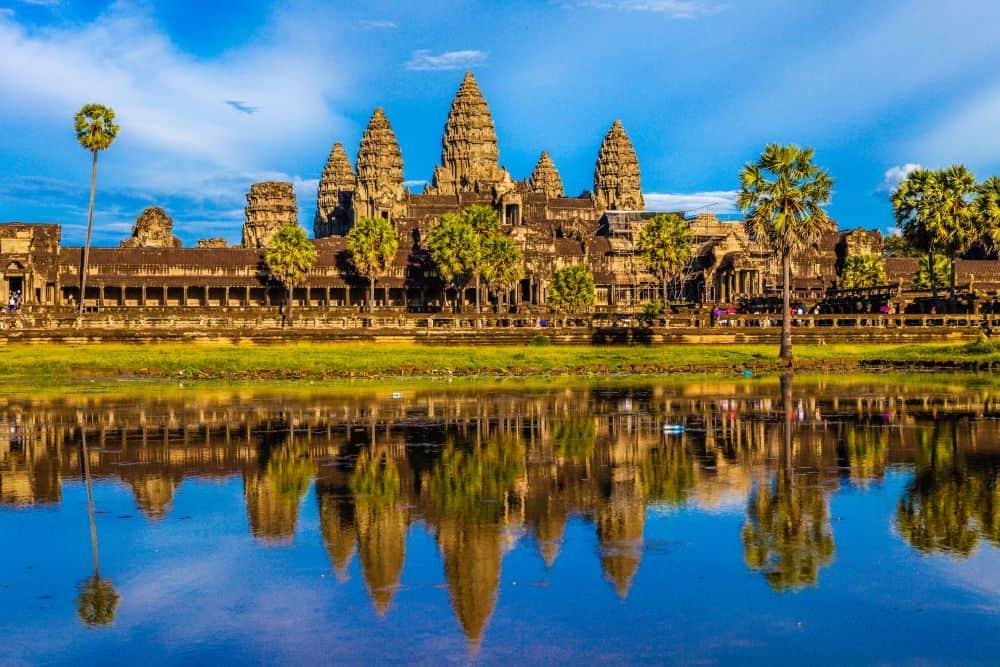 Angkor Wat vestigii antice