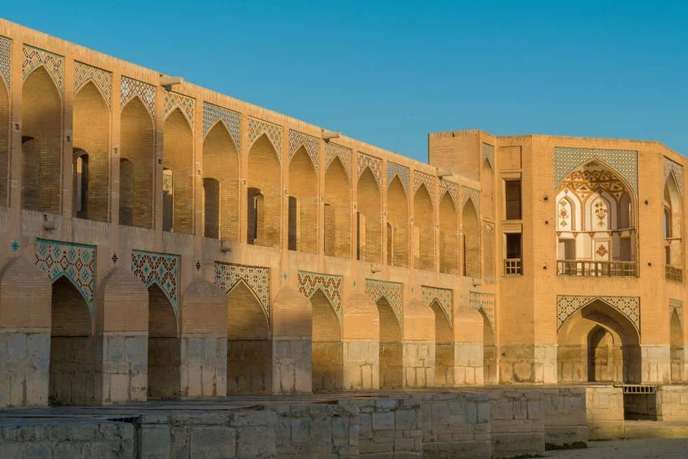 esfahan Calatorie in Iran
