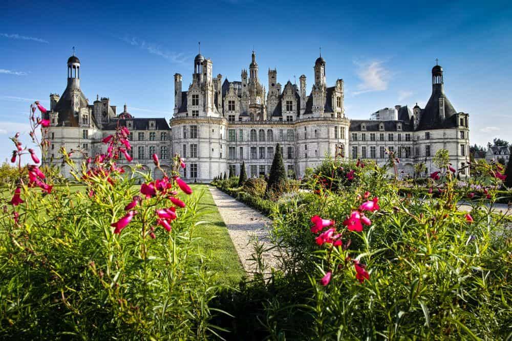 castelul chambord castele de pe Valea Loirei
