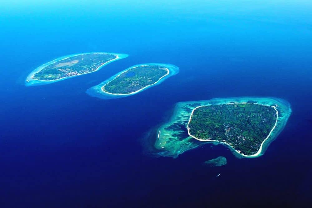 Insulele Gili