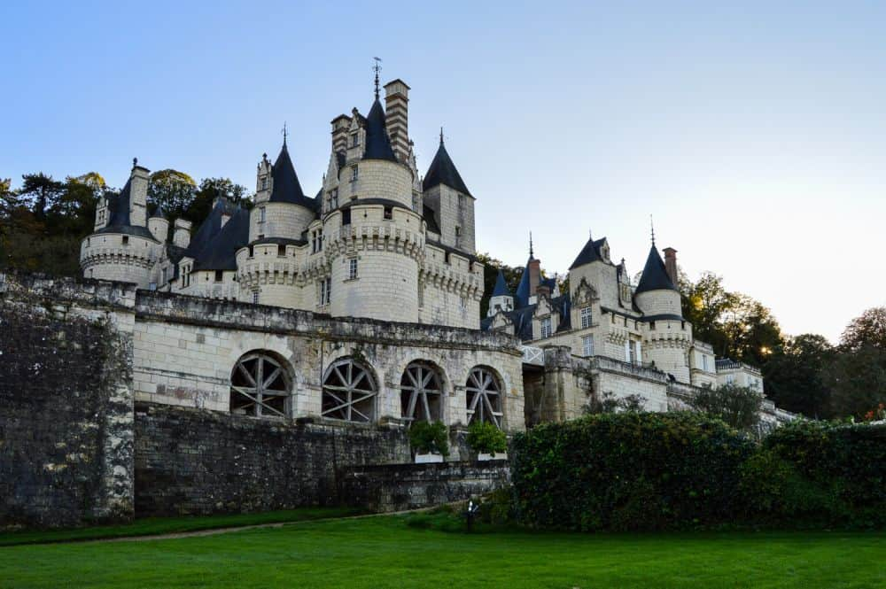 Castel d'Usse