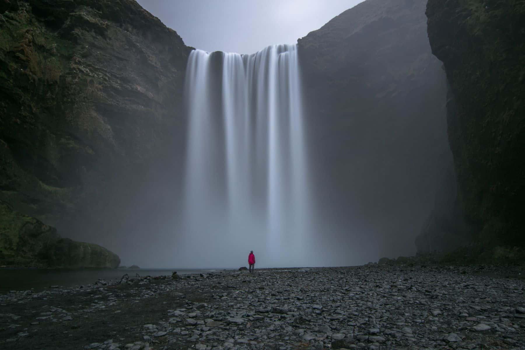 cum sa fotografiezi cascade