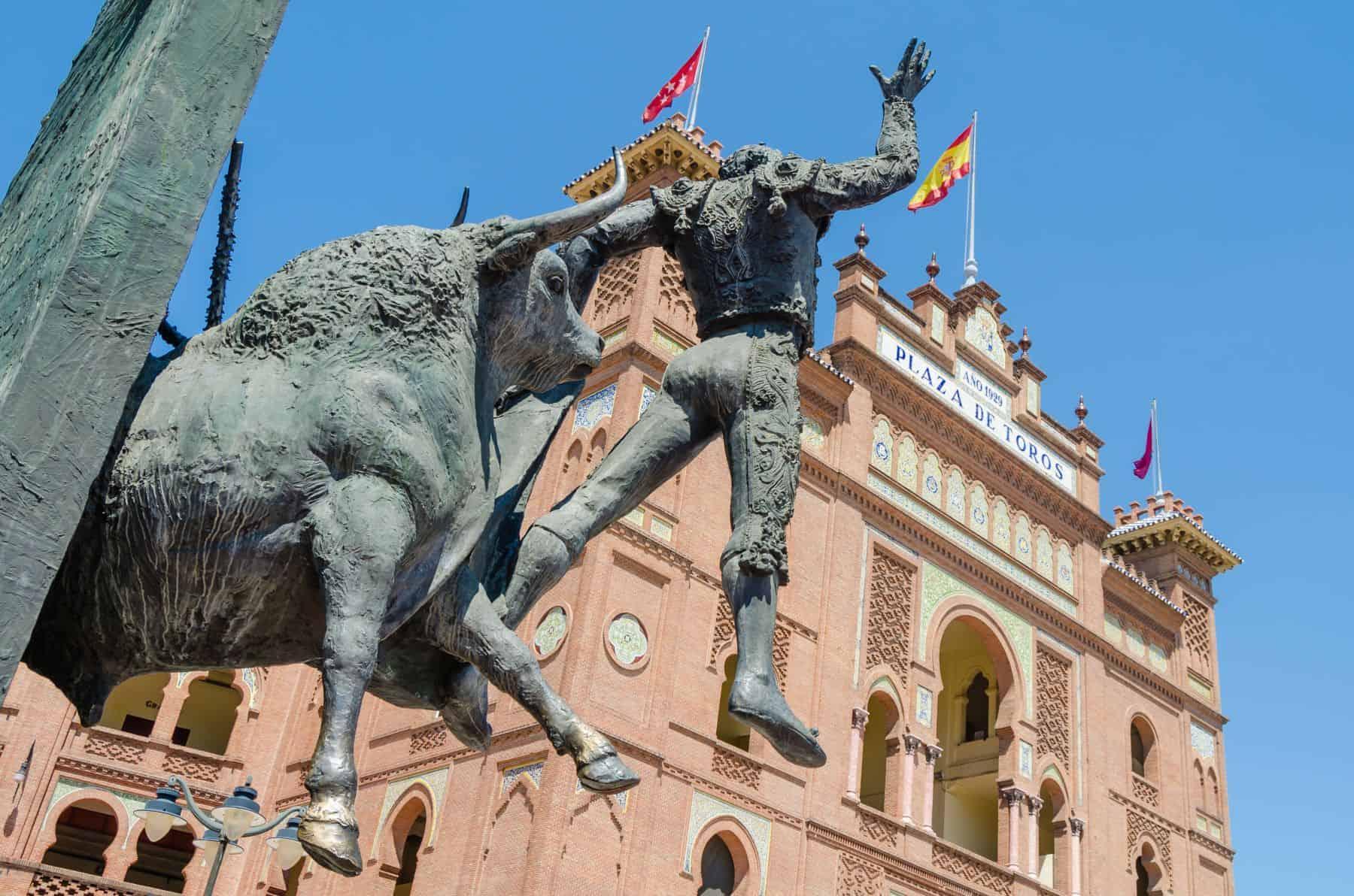 plaza de torros madrid