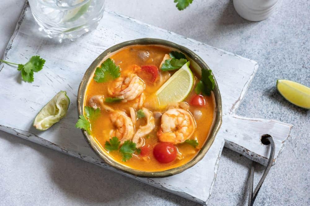 supa tom yum