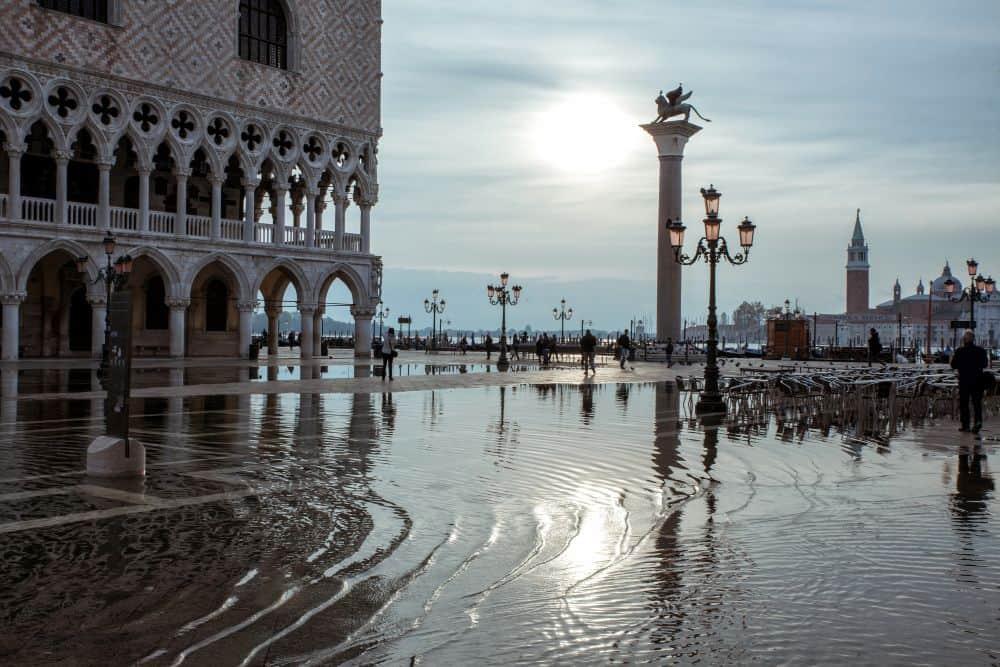 venetia inundatie