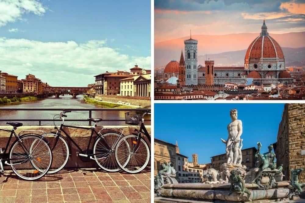 Obiective turistice in Florenta