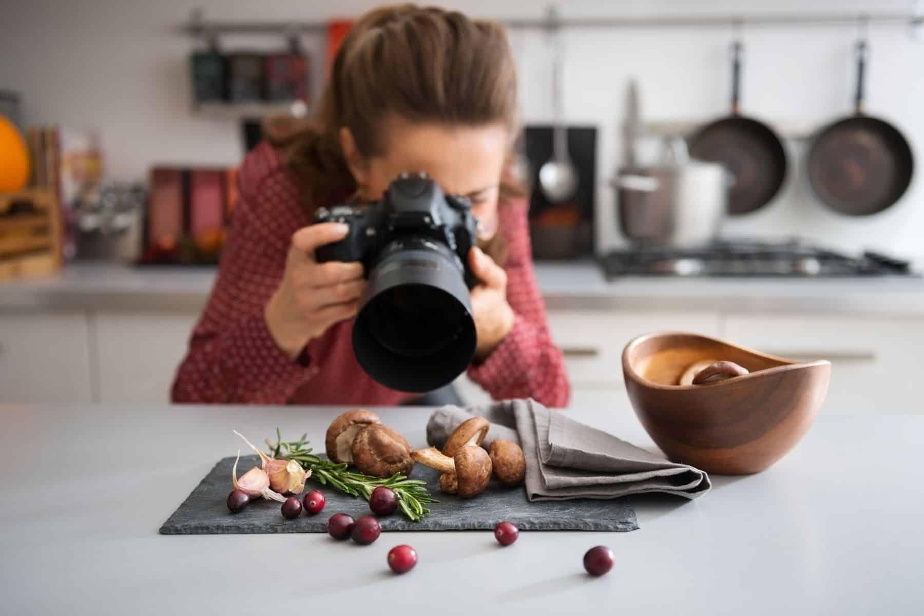 Cum sa fotografiezi mancarea