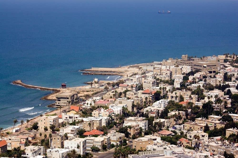 plaja haifa