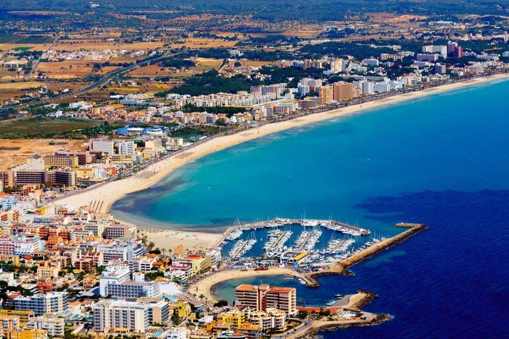 Plajele din Mallorca vacanta in Mallorca