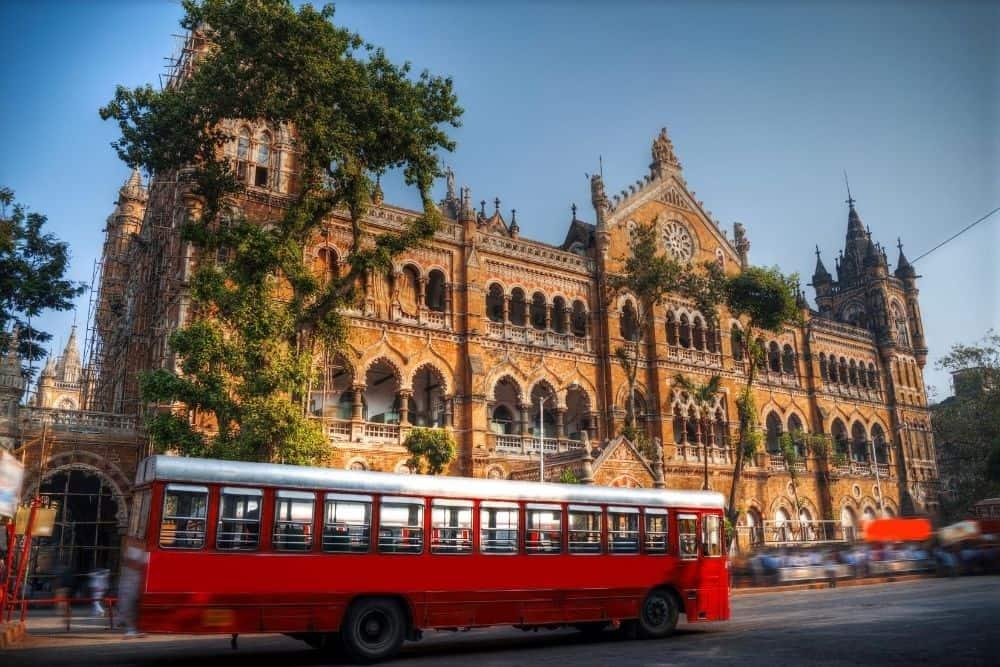 Chhatrapati Shivaji cele mai frumoase gari din lume