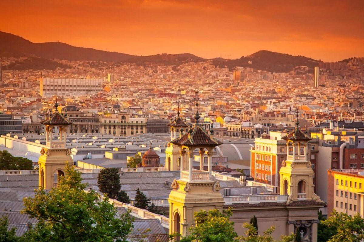 barcelona pentru romantici