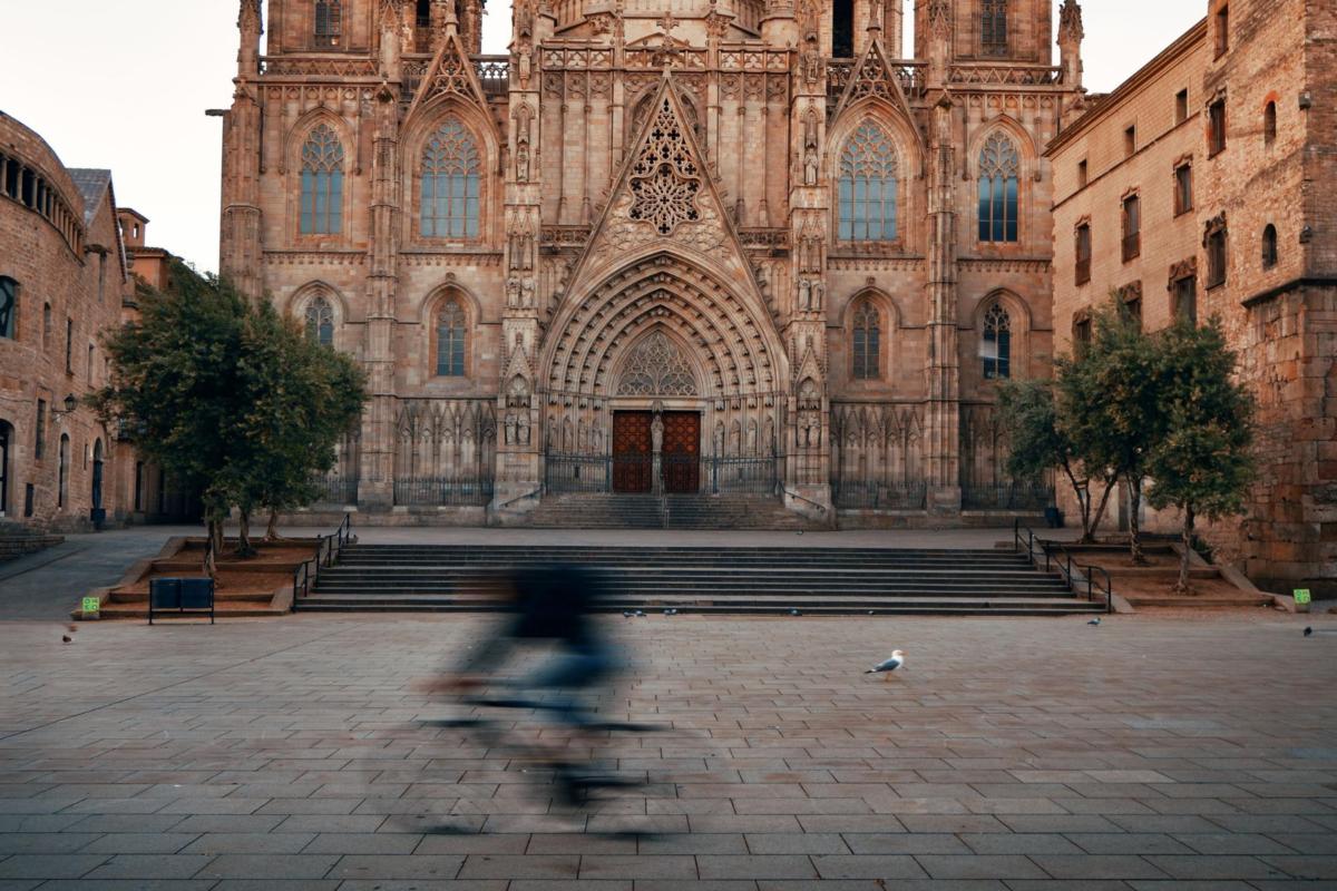 barcelona biciclete