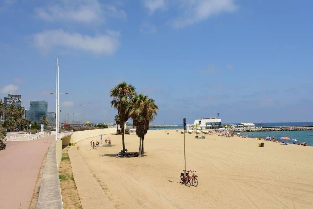 plaja mar bella