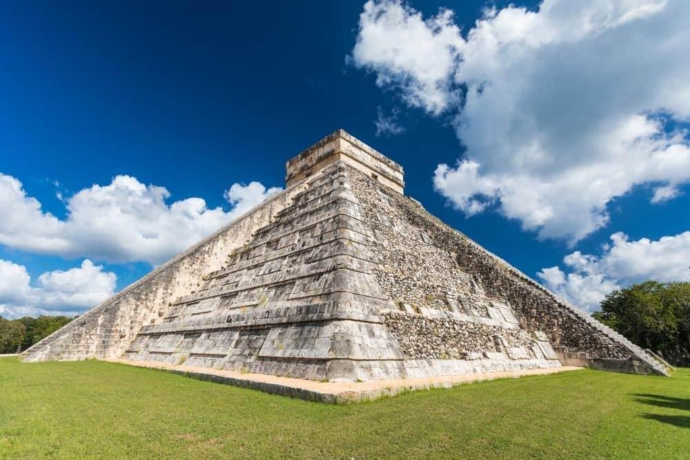 el castillo lucruri unice despre Mexic