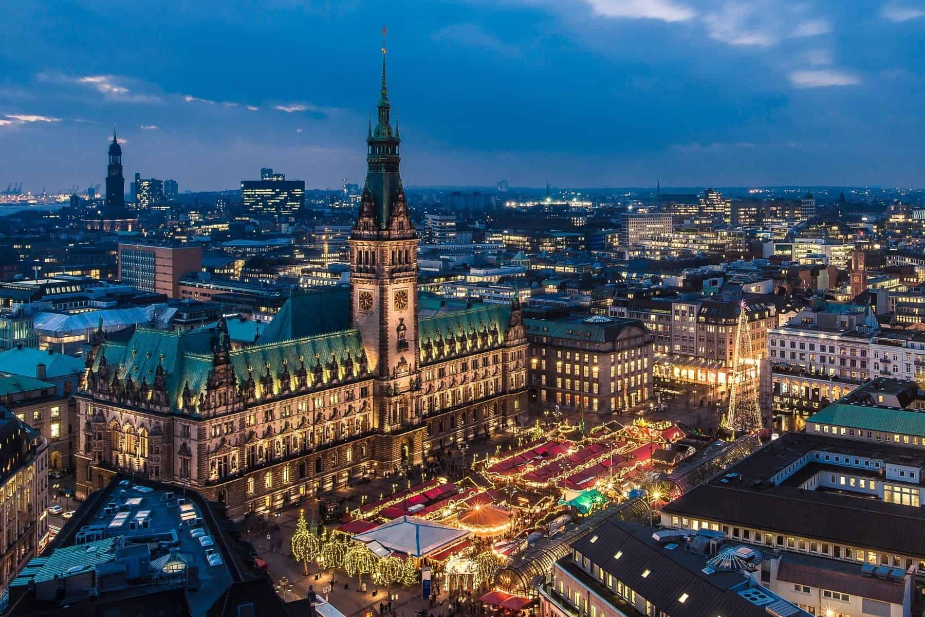 hamburg craciun
