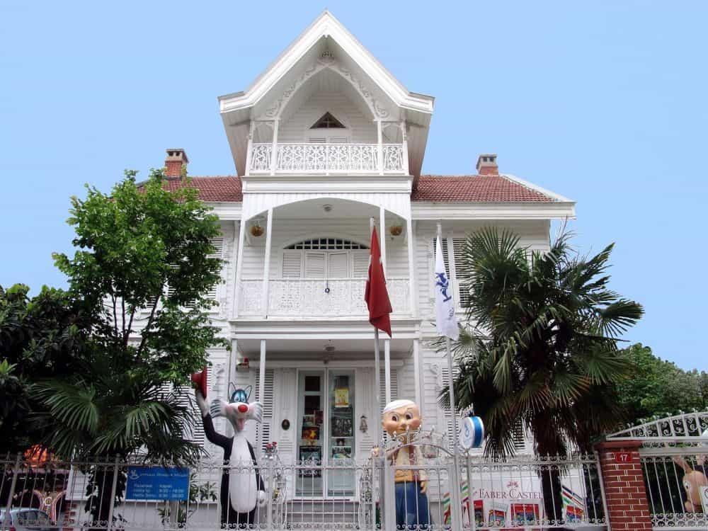 muzeul jucariilor istanbul