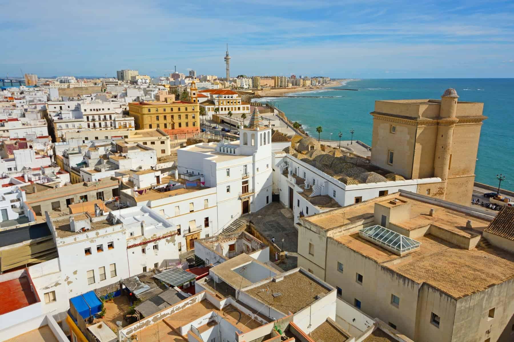 Cadiz, Spania