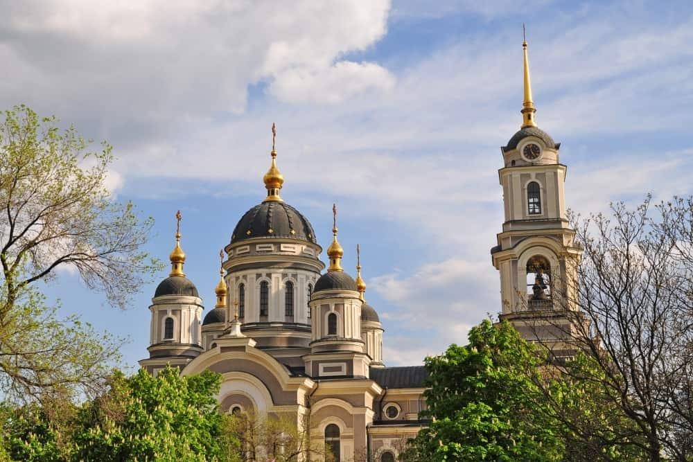 catedrala donetsk