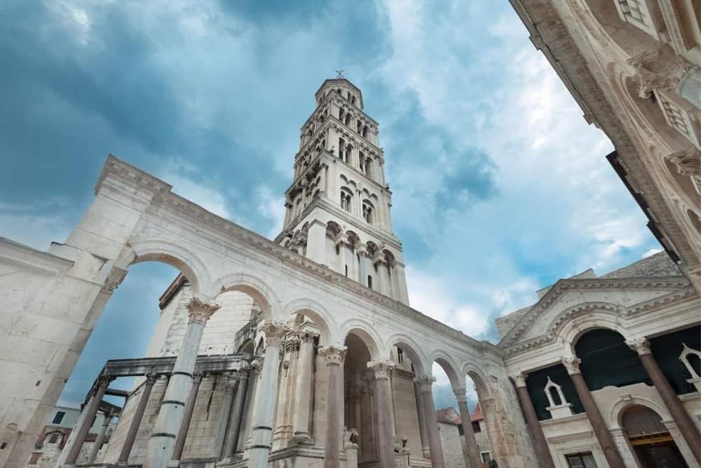 palatul lui diocletian