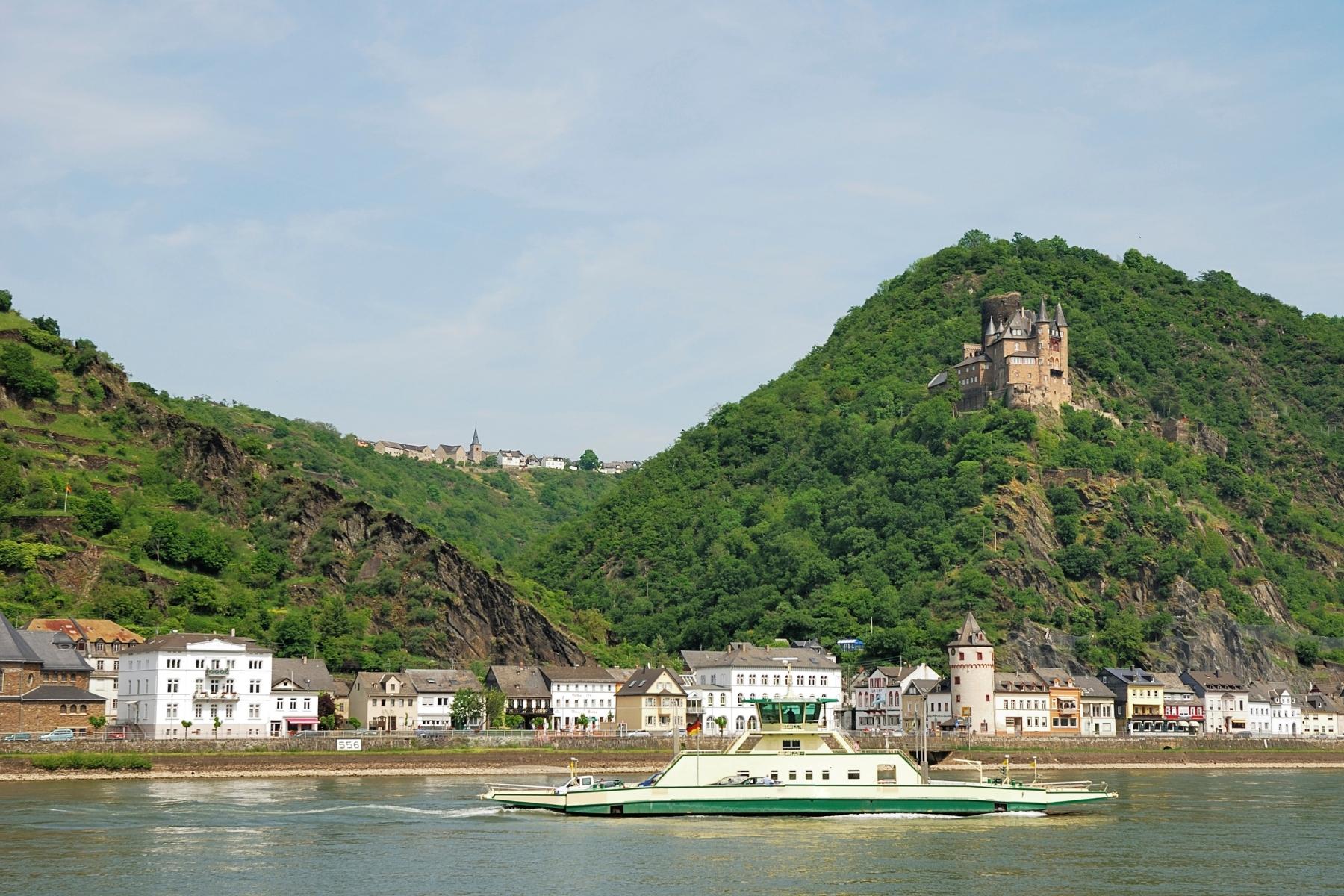 Castelul Burg Katz