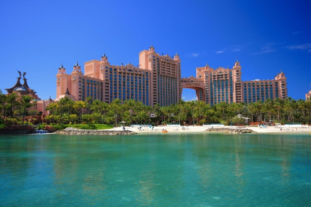 Resortul Atlantis Paradise