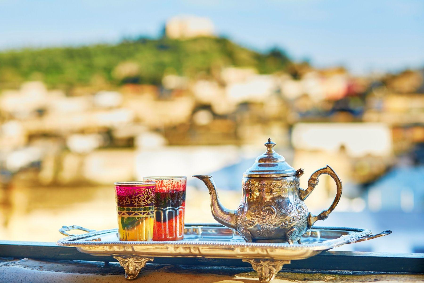 maroc ceai