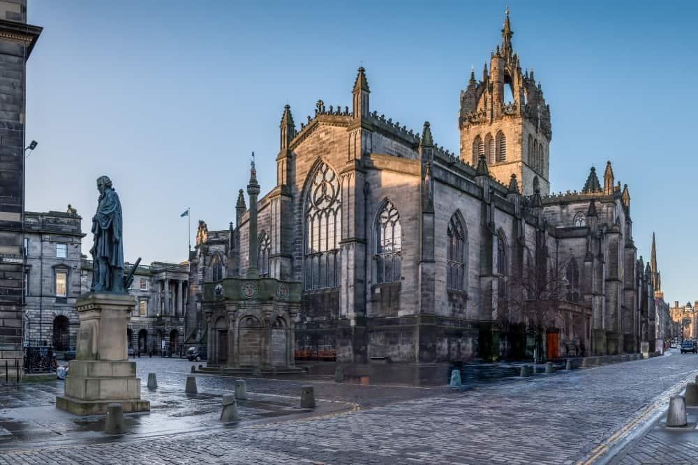 Catedrala St. Giles