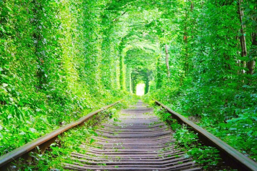 tunelul iubirii kiev