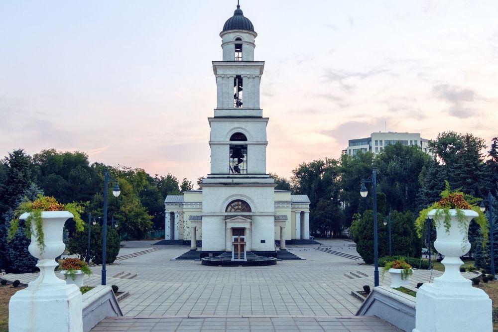 Catedrala Nașterii Domnului din Chișinău