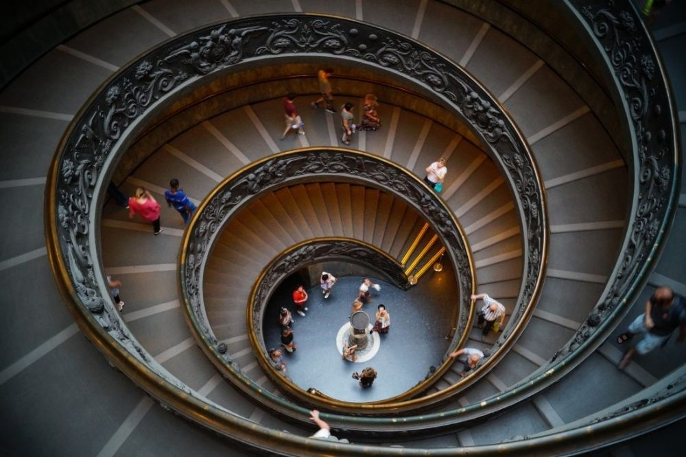 vatican scari