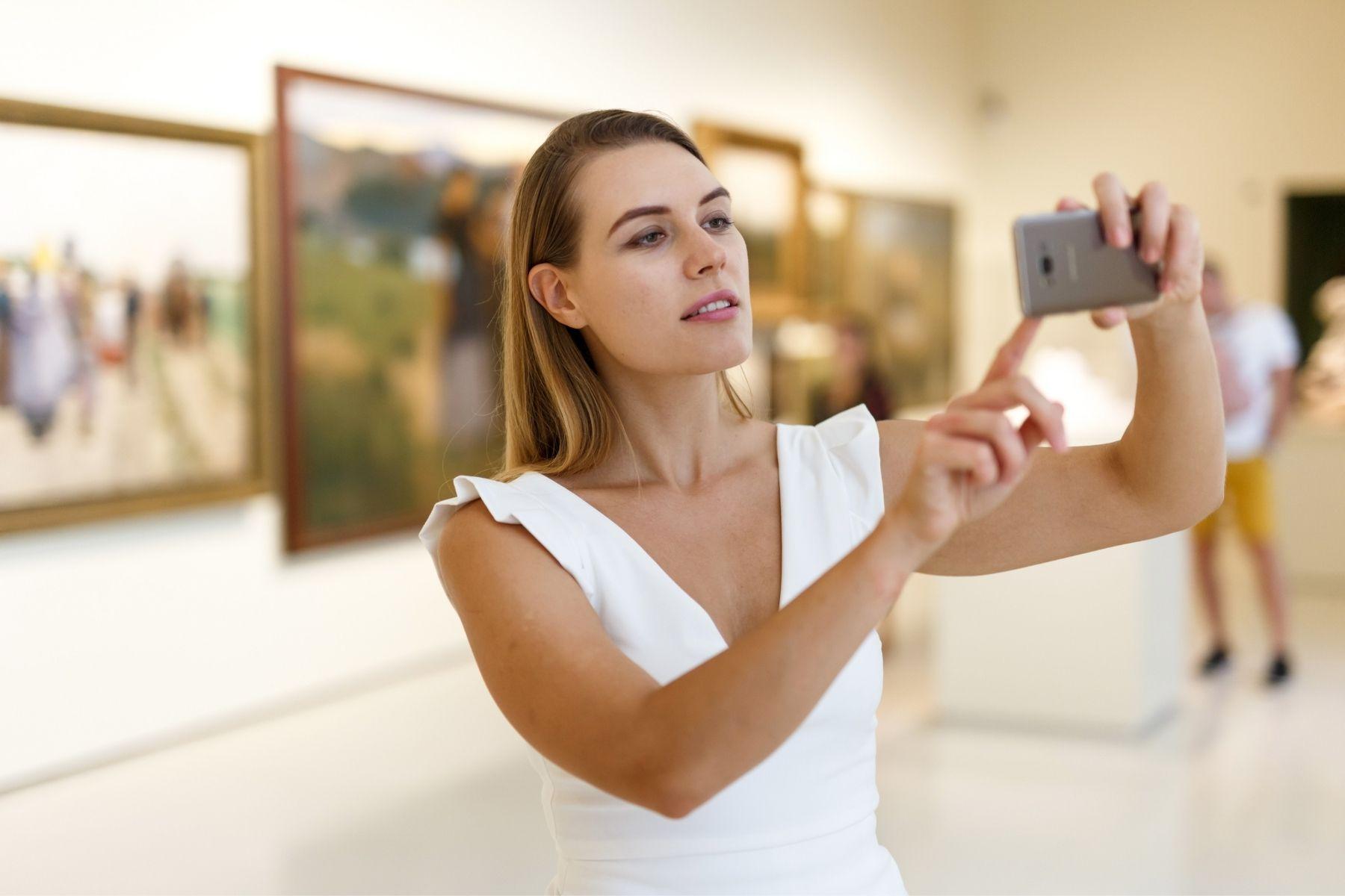 foto in muzeu