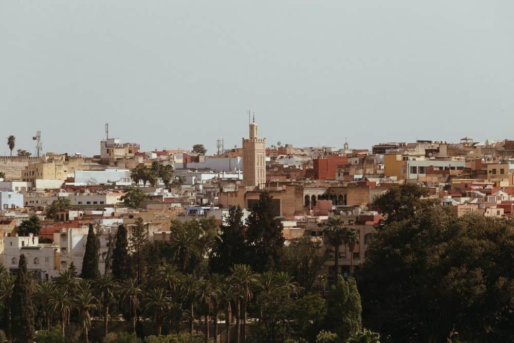 meknes atractii turistice in Maroc