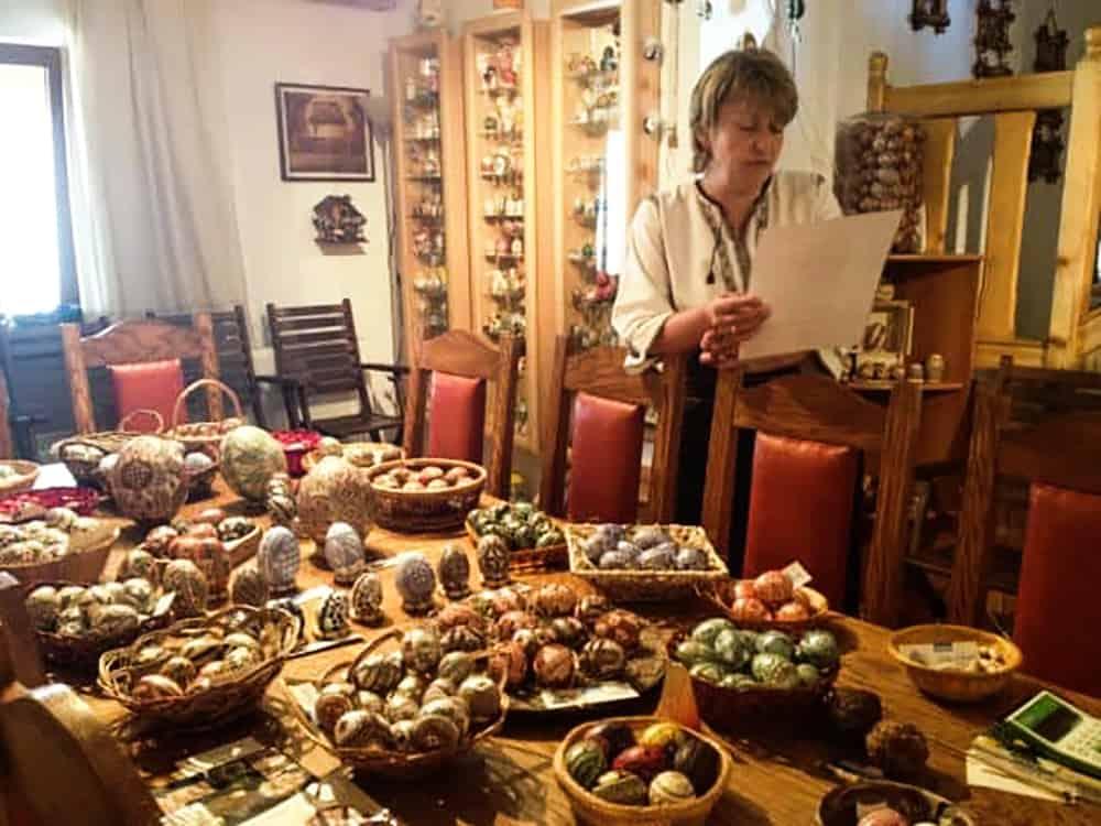 muzeul oului
