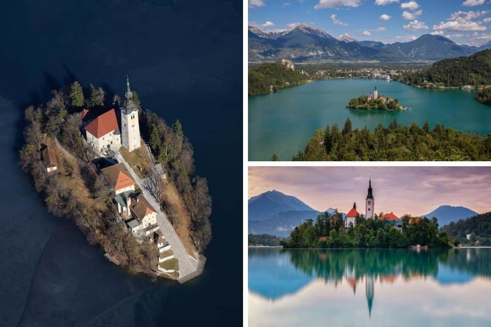 lacul bled