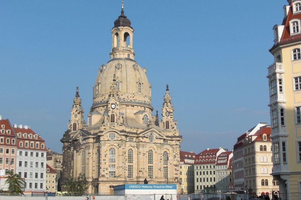 Frauenkirche dresda