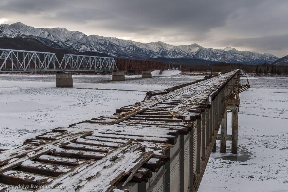 Vitim bridge