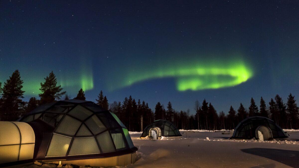 Kakslauttanen Arctic Resort, Saariselkä,